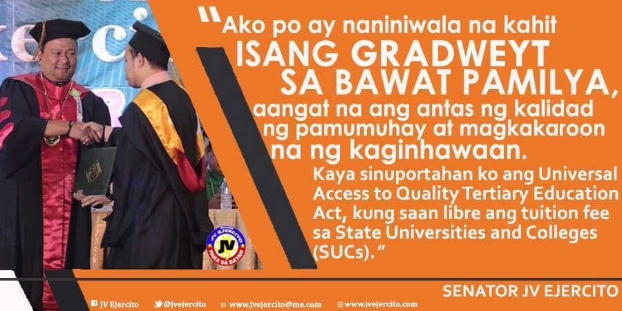 UNIVERSAL ACCESS to QUALITY TERTIARY EDUCATION ACT