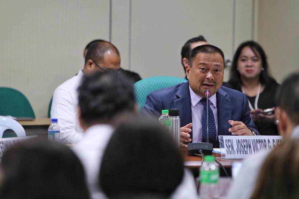 HEARING on the NFA's SUPPLY and  PRICE of RICE