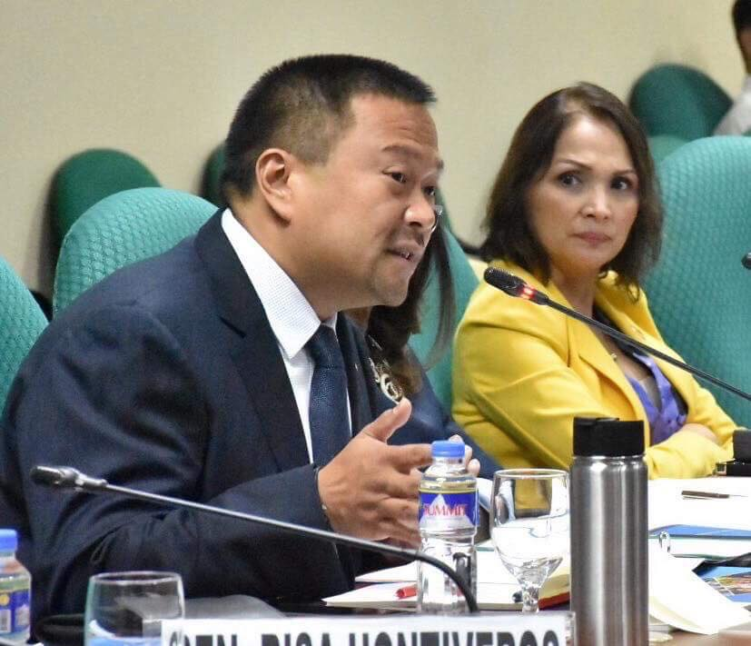 Senators dismayed by dismissal of charges against drug lords