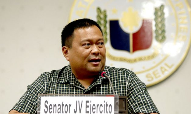 Ejercito urges regulation of electronic cigarettes