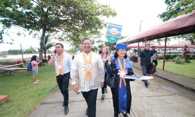 Capiz State University – Main Campus and Dayao Satellite College