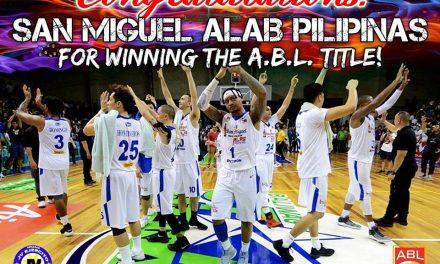 Mabuhay Alab- Pilipinas! 🇵🇭🏆⛹🏻♂️🏀