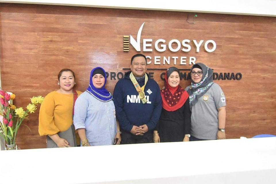 BULUAN MAGUINDANAO GO NEGOSYO CENTER VISIT