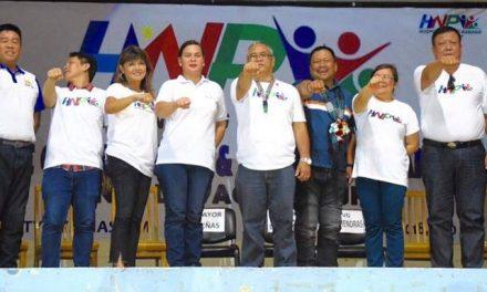 HUGPONG NG PAGBABAGO  DIGOS CITY/DAVAO DEL SUR MASS OATHTAKING