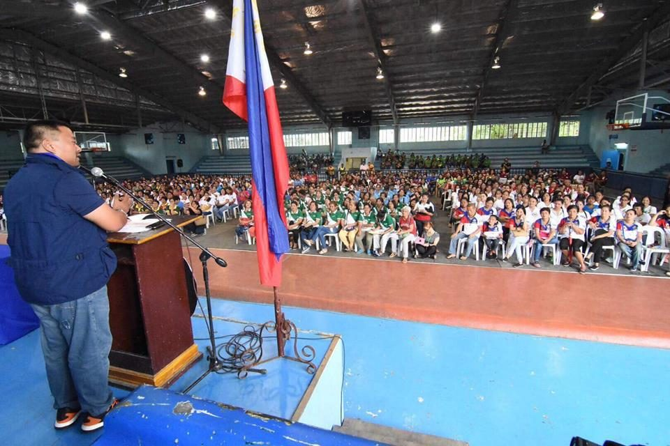 BARANGAY HEALTH WORKERS and BARANGAY NUTRITION SCHOLARS ASSEMBLY