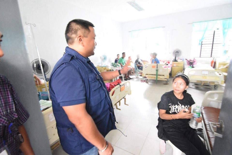 Nasagbu and Balayan Hospital Visit 🏨