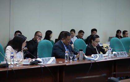"""BICAMERAL CONFERENCE COMMITTEE HEARING """"KALUSUGAN at NUTRISYON ng MAG-NANAY ACT"""""""