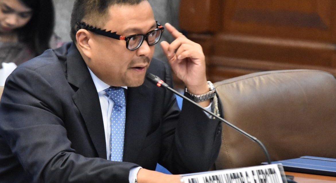 Sen. JV Ejercito Senate Activities – 10 September 2018