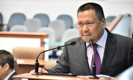 Sen. JV Ejercito Senate Activities – 24 September 2018