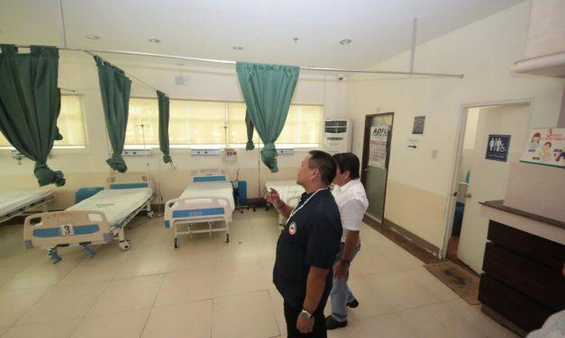 SURIGAO DEL NORTE PROVINCIAL HOSPITAL VISIT.