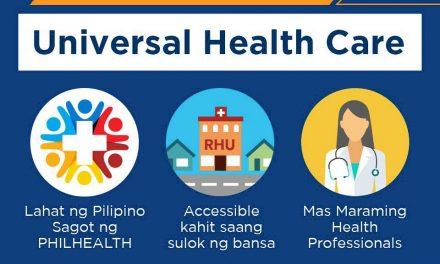 Universal Health Care, aprubado na sa 2nd reading!