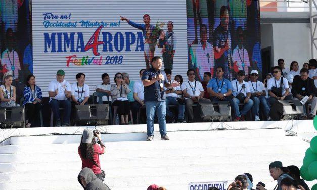 MIMAROPA FESTIVAL 2018.