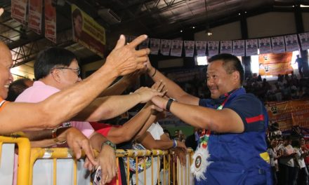 1-Ang Edukasyon Party-list supports Sen. Ejercito's reelection bid