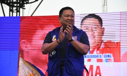 Statement of Senator JV Ejercito on SP Sotto's assurance that local bets of NPC would campaign hard for him