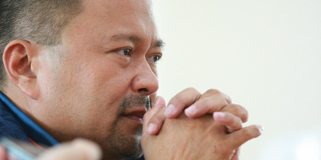 Statement of Sen. JV Ejercito on the magnitude 6.1 earthquake that hit Luzon